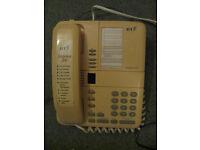 BT Response 200 Phone and Answering Machine