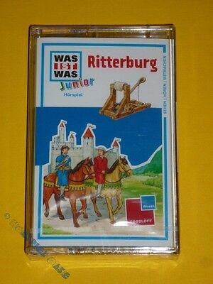 Junior-ritter (*MC* WAS IST WAS Junior - Ritterburg * TESSLOFF * NEU & OVP *)