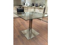 John Lewis Tropez Square 4 Seater Dining Table.
