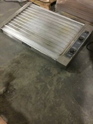 Roundup Hot Dog Corral Roller Grill Standard 115v 1ph - Send Best Offer
