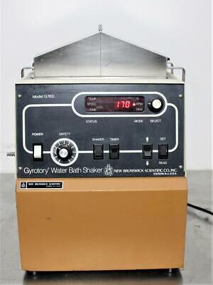 New Brunswick Scientific G76d Water Bath Gyrotory Shaker