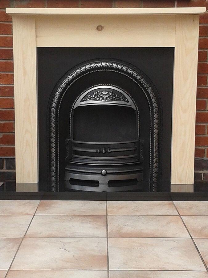 Pine Fireplace Mantels