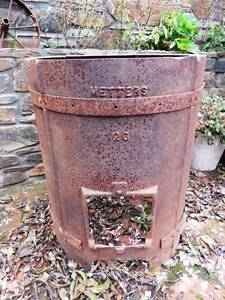 VINTAGE METTERS COPPER BOILER Rosewater Port Adelaide Area Preview