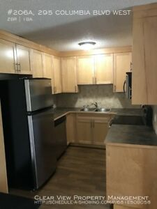2 Bed Condo 3 Blocks to University of Lethbridge