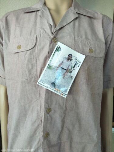The Railway Man Film Movie Shirt & Continuity Pic Production Used Prop Wardrobe