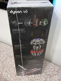 Brand new Dyson V6 Cordless Vacuum Cleaner - 2 Year Guarantee boxed unopened