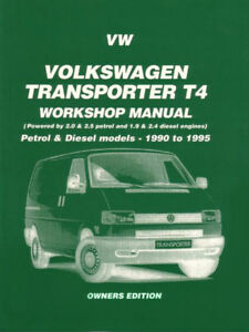 Eurovan manual ebay shop manual eurovan service repair volkswagen book vw workshop 90 96 fandeluxe Gallery