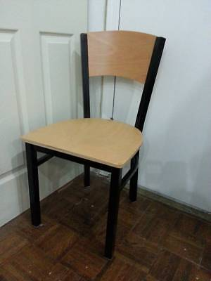 Wholesale Price Commercial Restaurant Metal Wood Chair