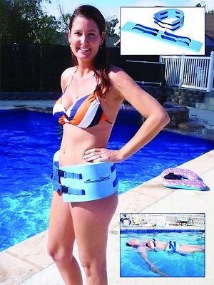 Sprint Hip Belt Water Aerobics Foam Pool Workout Swim Aqua Jogging Float 702