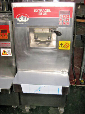 Extragel Batch Freezer Model 28-35