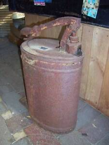 Vintage 1920's Alemite grease pump Rosewater Port Adelaide Area Preview