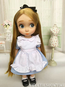 Disney Baby doll clothes Alice dress clothing Animator's collection Princess #2
