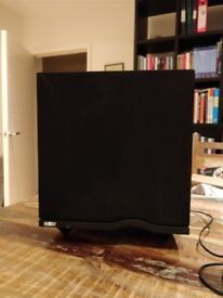 B&W ASW500 Active Subwoofer