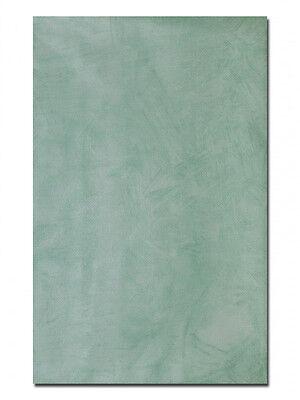 Mint Grüne Tischdecke (Capri Wachstuch Tischdecke Mintgrün Wisch-Optik Rechteckig 160x130cm )