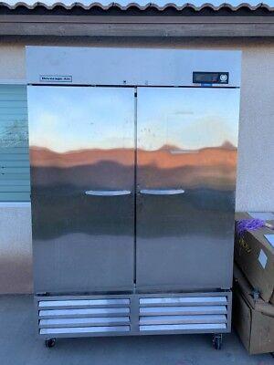 Beverage Air Commercial Freezer Double Two Door
