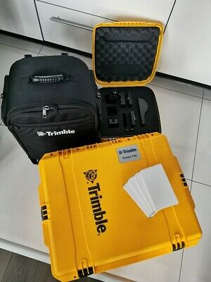 Trimble Tx6 3d Laser Scanner Hdr Wi-fi Extended Range With Accessories Mint