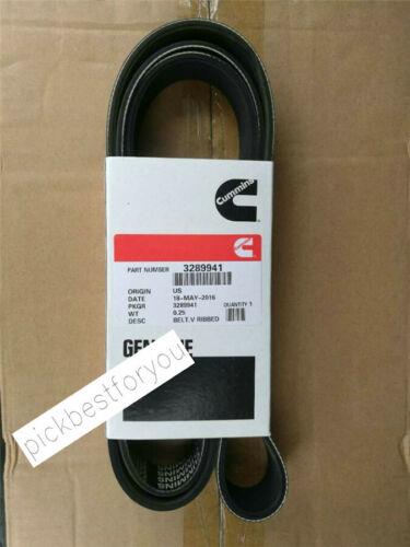 1PC New 6732-82-3680 Fan Belt For Komatsu PC200-8 S6D107 #M27C QL