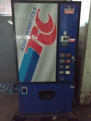 8 Vintage Soda Vending Machine 12oz Can Vend Labels Flavor Strip