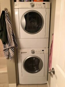 Kenmore washer dryer set