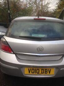 2010 Vauxhall Astra: 1.4 Just Had Full Service . 12 Months MOT