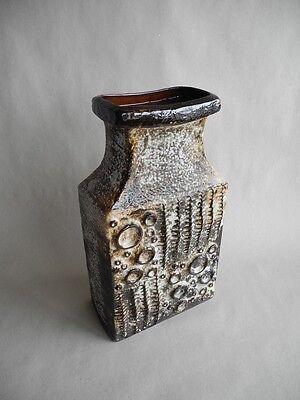 Bodenvase Keramik Carstens Luxus Tönnieshof 60er Jahre
