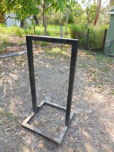 Heavy Steel Outboard Stand