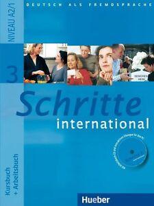 Schritte international 3 - Sylvette u a Penning-Hiemstra -9783190018536