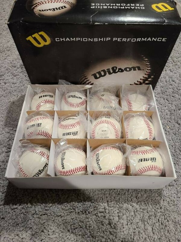 12 Wilson A1010HS1 SST (Brand New in Wrapper, Multiple Boxes Available!)
