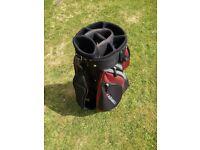 Adams golf cart bag