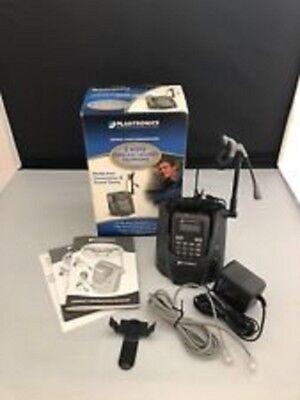 Gray Cordless Telephone - NEW Plantronics CT11 Cordless Telephone Headset 66157-01