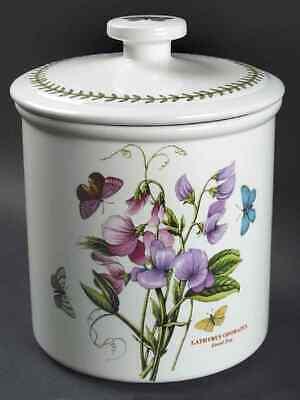 Portmeirion Cookie Jar (Portmeirion BOTANIC GARDEN Sweetpea Cookie Jar 6428101)