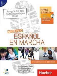 Nivel Básico: Nuevo Español en marcha. Arbeitsbuch, Francisca Castro Viúdez