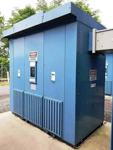 ABB Dry Type Cast-Coil Transformers  2000 KVA