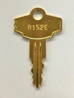 Vending Machine Capsule Toy Parts - Eagle Lock Key Code B152e Gumball Machine