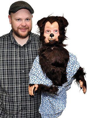 Werewolf Puppet, Demon, haunted Doll, prop,FX