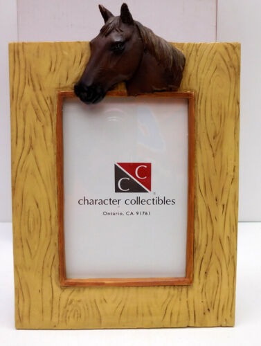 HORSE PHOTO FRAME, CHARACTER COLLECTIBLES ITEM HS22285