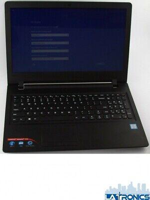 """Lenovo Ideapad 110-15ISK 15.6"""" Laptop Intel i3-6100U 2.3GHz, 4GB RAM, 1TB HDD"""