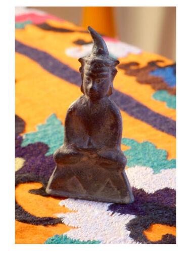 Aged Laotian Buddah Figure