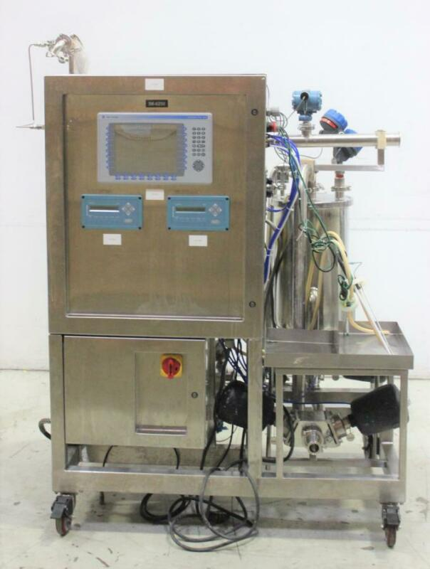 AlphaBio Clean-in-place (CIP) Skid ABS0094-SYS-01B