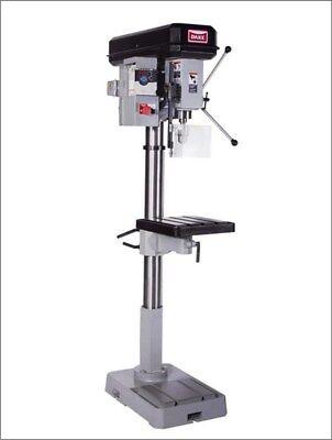Dake 18 Variable Speed Drill Press New Sb-32v Floor Model
