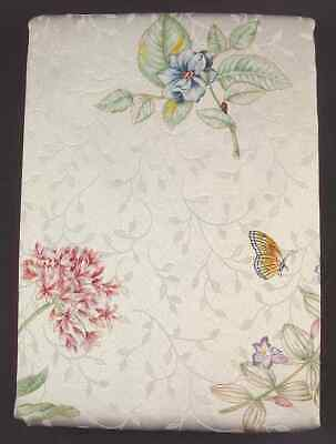 Lenox BUTTERFLY MEADOW Rectangular Tablecloth 60