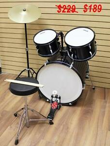 Acoustic Drum Set, Digital Drum Set www.musicm.ca
