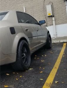 18inch Rims with tires