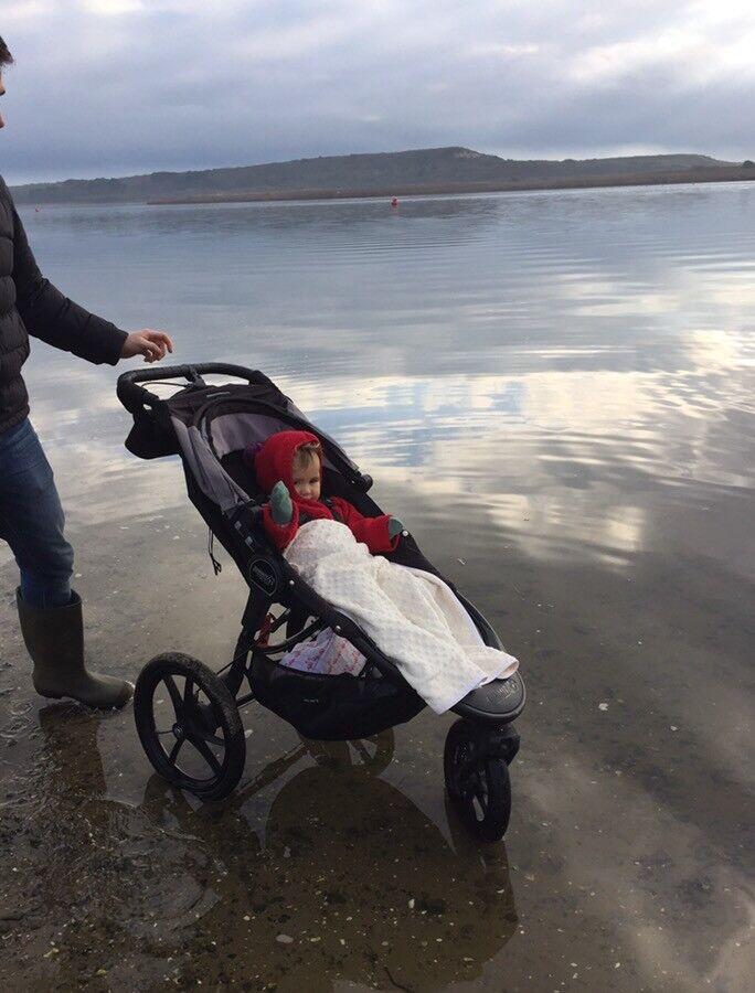 Baby jogger Summit x3 - brand new in box 3 wheeler pushchair/buggy