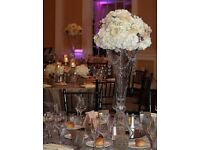 Wedding decoration/ decorator/ clear chair/ charger plates/Christmas parties