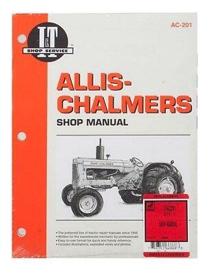 Collection Man Allis Chalmers 160 170 175 D10 D12 D14 D15 D17 D19 D21 Tractor