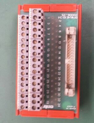 Electrovert Terminal Connector Board Bfm.eh 1034