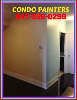 1 DAY CONDO PAINTING - CLEAN, FAST AND AFFORDABLE!