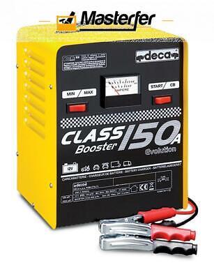 Avviatore rapido caricabatteria 12V Deca CLASS BOOSTER 150A jump starter auto