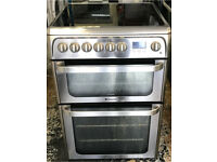 Hotpoint ceramic electric cooker 60 cm